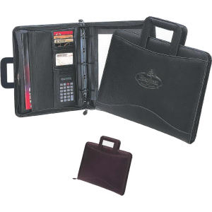 Promotional Zippered Portfolios-S803