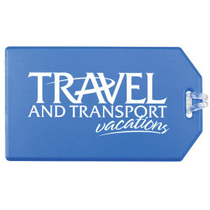 Promotional Luggage Tags-0516