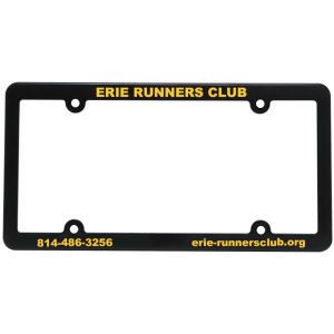Promotional License Frames-0761