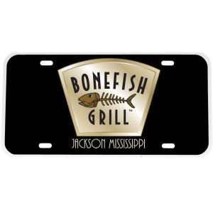 Promotional License Plates-0561