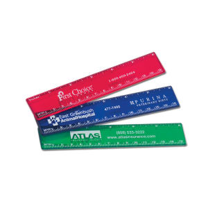 Promotional Rulers/Yardsticks, Measuring-RUL6