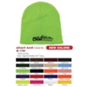 Promotional Knit/Beanie Hats-W-1700-B