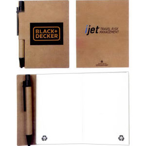 Promotional Journals/Diaries/Memo Books-T936