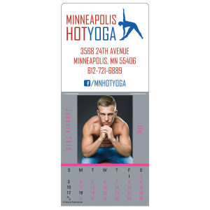 Promotional Wall Calendars-V8889
