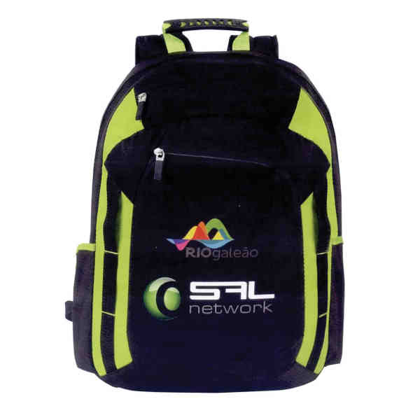 Backpack with padded shoulder