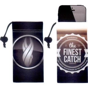 Promotional Vinyl ID Pouch/Holders-K825