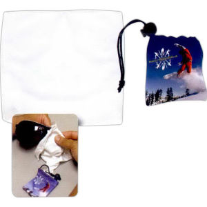 Promotional Vinyl ID Pouch/Holders-K925