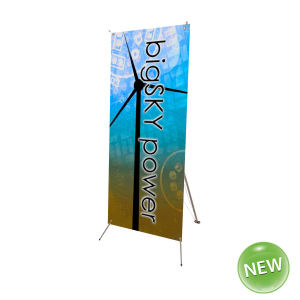 Promotional Banners/Pennants-SIG24x60TRIGR