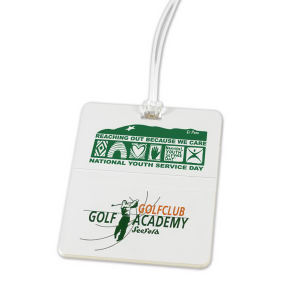 Promotional Golf Bag Tags-GT34