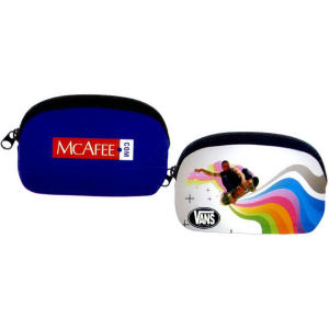 Promotional Vinyl ID Pouch/Holders-K872