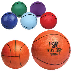 Basketball stress reliever.