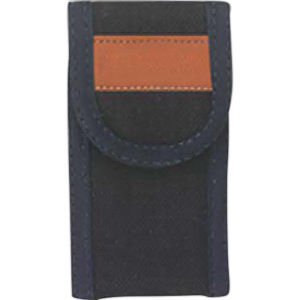 Black ballistic nylon belt