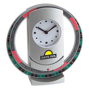 Promotional Desk Clocks-ANCLK0302