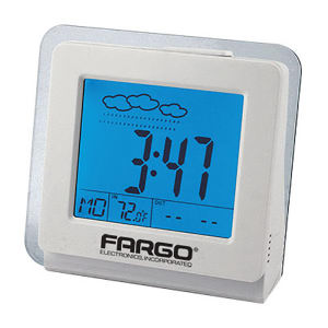 Promotional Desk Clocks-DIGI0127