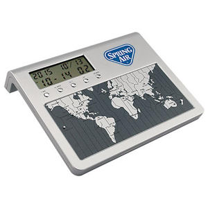 Promotional World Time Clocks-DIGI0110