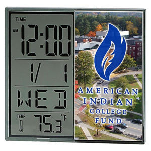 Promotional Desk Clocks-DIGI0063