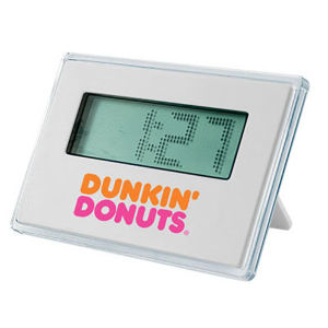 Promotional Desk Clocks-DIGI0113