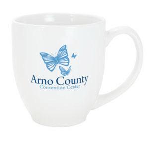 Promotional Ceramic Mugs-728-WH
