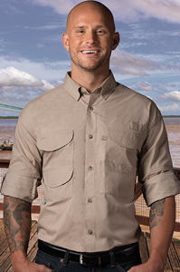 Promotional Button Down Shirts-ZP2289/ZP2287