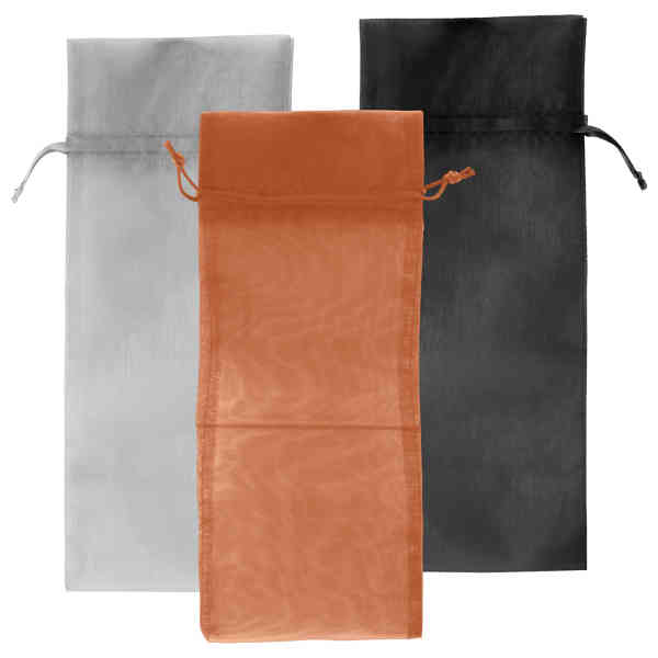 Sheer Organza bags with