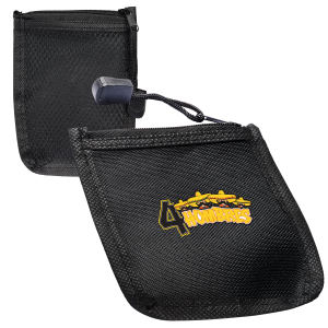 Promotional Vinyl ID Pouch/Holders-LT-4083