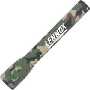 Mini camo aluminum flashlight