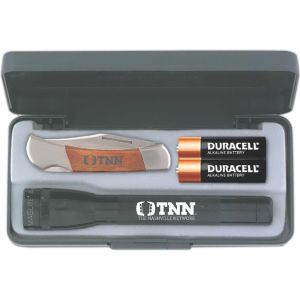 Combination set; flashlight and
