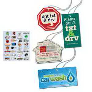Promotional Air Fresheners-