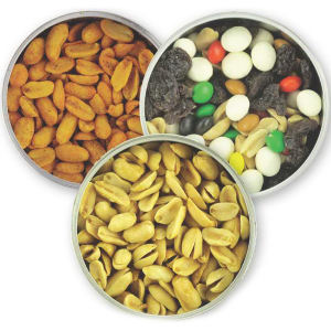 Promotional Snack Food-NUTS-CP