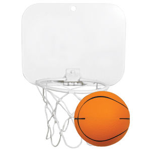 Imprinted Basketball - Mini
