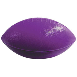 Mini plastic football, 6
