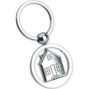 Promotional Metal Keychains-IMC-K2411H