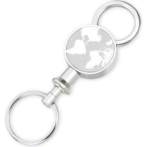 Promotional Metal Keychains-IMC-K456