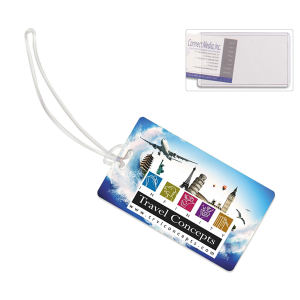 Promotional Luggage Tags-RVLT10