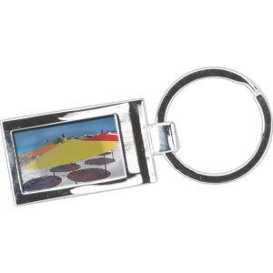 Promotional Metal Keychains-IMC-K3008