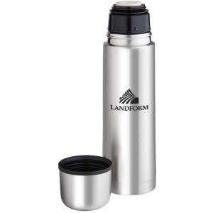 Stainless steel vacuum bottle