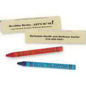 Promotional Crayons-FUN110