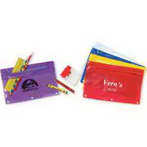 Promotional Vinyl ID Pouch/Holders-FUN640