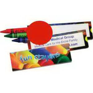 Promotional Crayons-FUN180