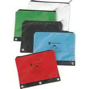 Promotional Vinyl ID Pouch/Holders-FUN240