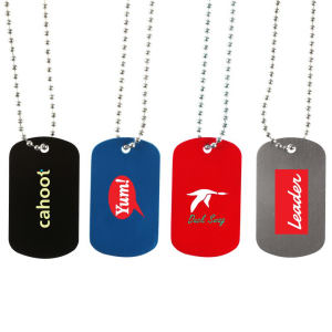 Promotional Dog Tags-K171
