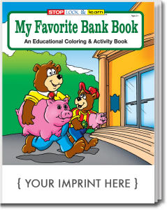 Promotional Coloring Books-0530