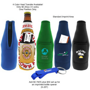 Promotional Beverage Insulators-K884