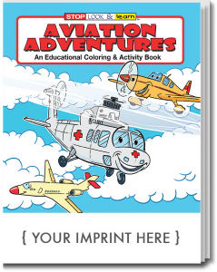 Promotional Coloring Books-0572