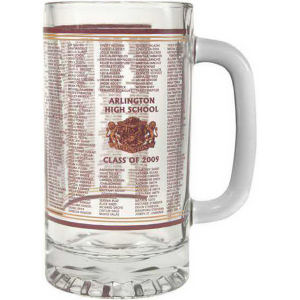 Promotional Glass Mugs-IMC-MG016