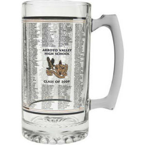 Promotional Glass Mugs-IMC-MG125