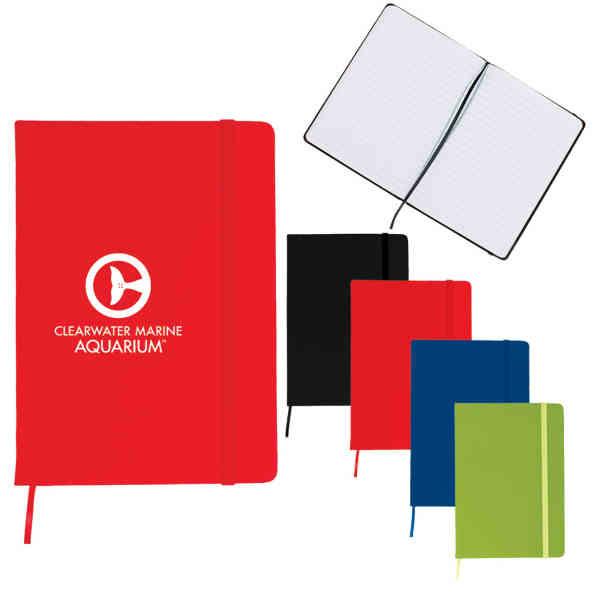 Standard size hardbound journal