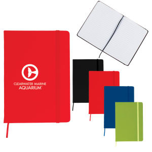 Standard size hardbound journal