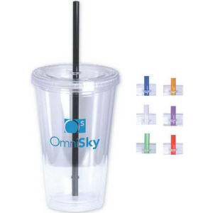 Promotional Drinking Glasses-IMC-TM308R