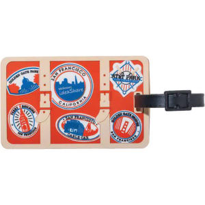 Promotional Luggage Tags-CS770